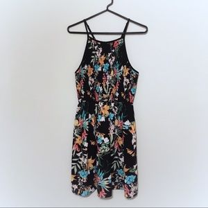 Fit & Flare Floral Sundress Size Medium